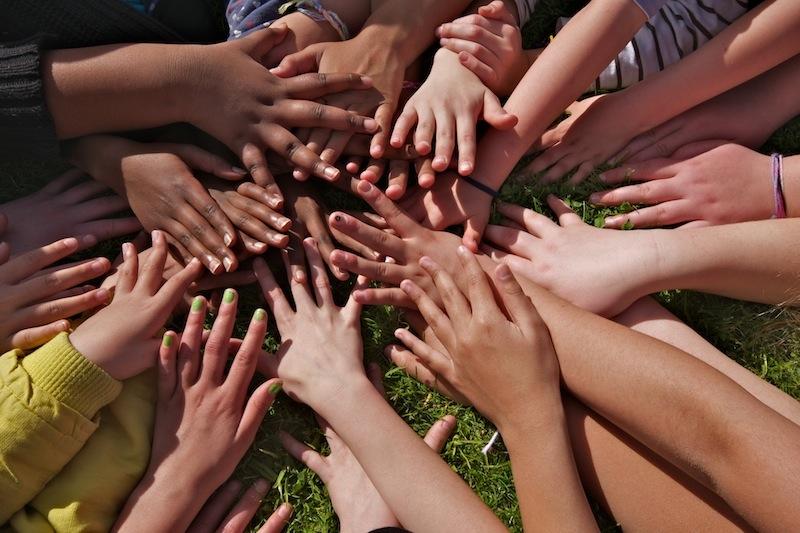 Multiracial world