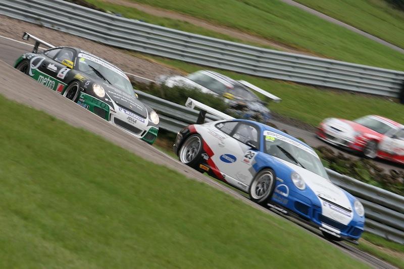 Car Racing session (multiple shots)
